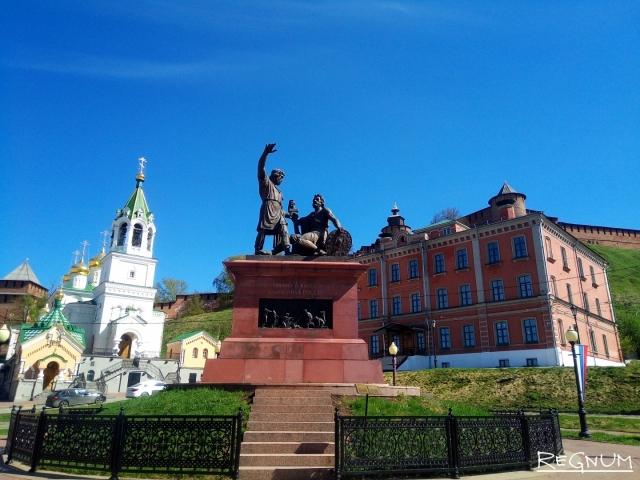 Кремль под юбилей, гидроузел вместо подъёма: нижегородская неделя