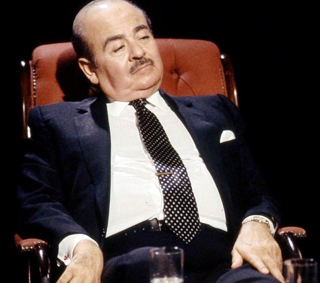 Аднан Хашогги. 1991