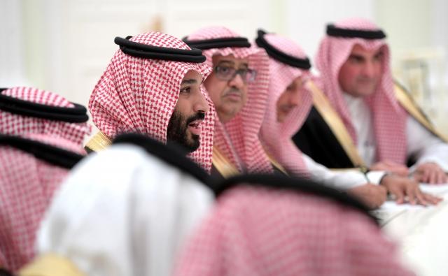 Принц Саудовской Аравии Мохаммед бин Салман