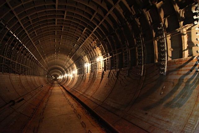 Строительство метро. Нижний Новгород