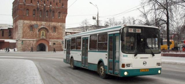 Автобус. Нижний Новгород