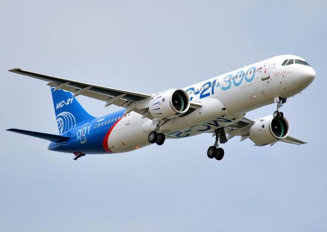 МС-21 — российский конкурент Boeing-737 MAX, Airbus A220 и Airbus A320neo
