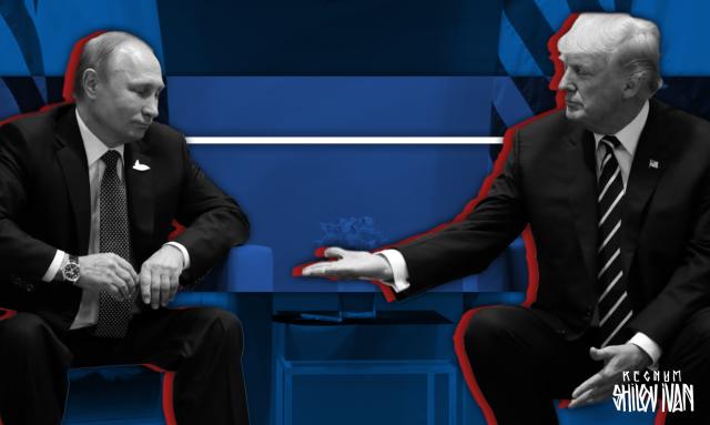 Трамп подтвердил возможность встречи с Путиным в Париже