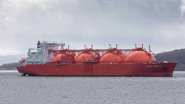 Газовозы сели на мель: американский СПГ Китаю больше не нужен