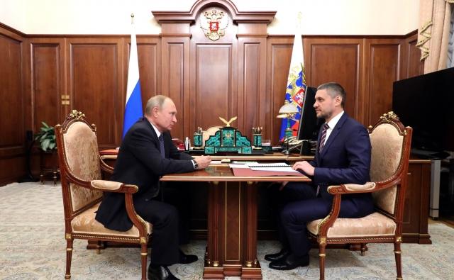 Сюрприз для Забайкалья: о назначении Александра Осипова врио губернатора