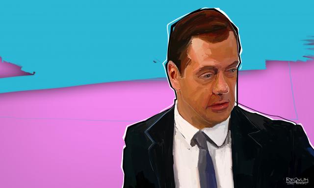 Медведев рассказал о введенных в строй заводах для СПГ