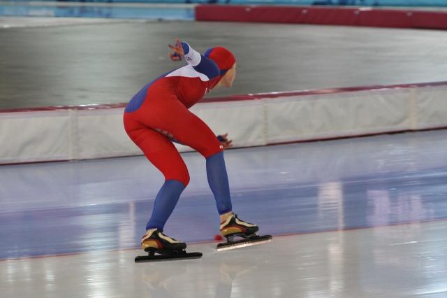 Конькобежка Лаленкова стала чемпионкой России на дистанции 1500 м