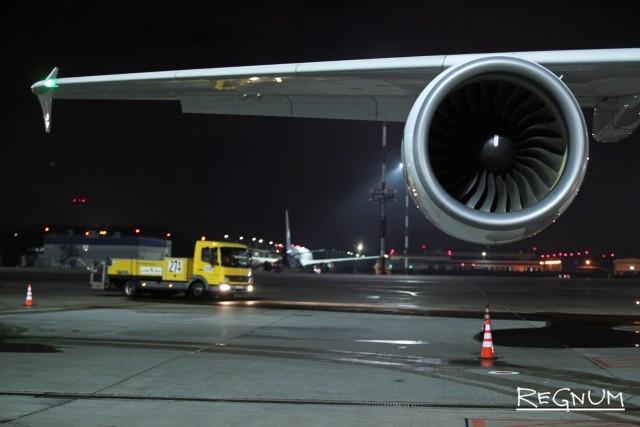 Крыло Airbus A380-800