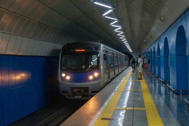 Метрополитен Алма-Аты купил 32 новых вагона