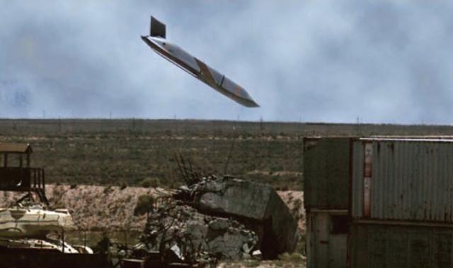 Крылатая ракета AGM-158B