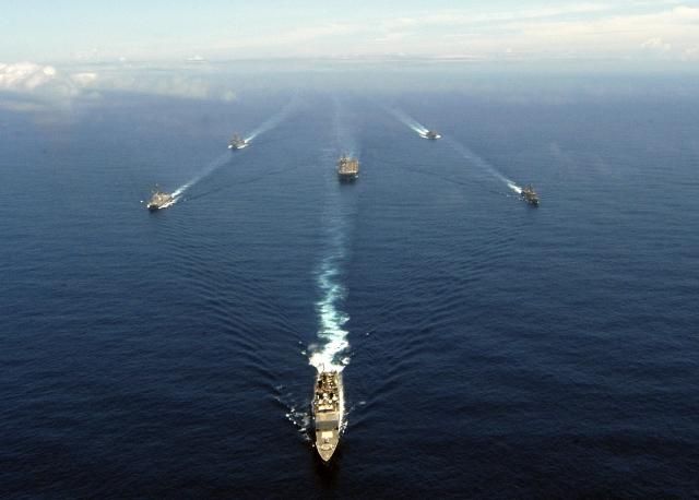 Шестой флот ВМС США в Средиземном море