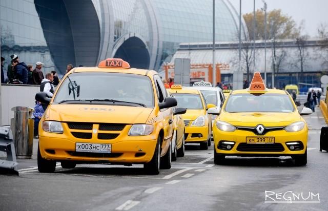Сервисы такси выступили против запрета на регулировку тарифов