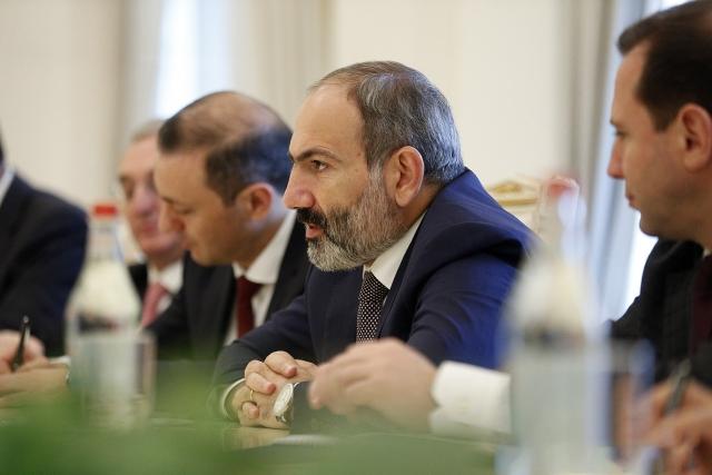 Никол Пашинян и Джон Болтон обсудили ряд вопросов повестки армяно-американских отношений