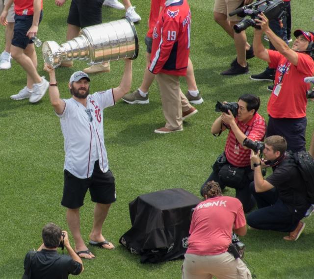 Неделя НХЛ: Овечкин и Кузнецов — кумиры сегодняшнего «Вашингтона»