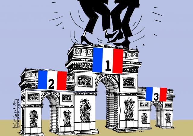 Ле Пен о выборах в Гессене: союзников у Макрона всё меньше, и это хорошо!