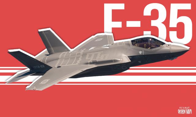 F-35: машина, состоящая из одних недостатков