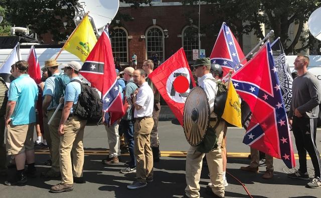 Нацисты в США