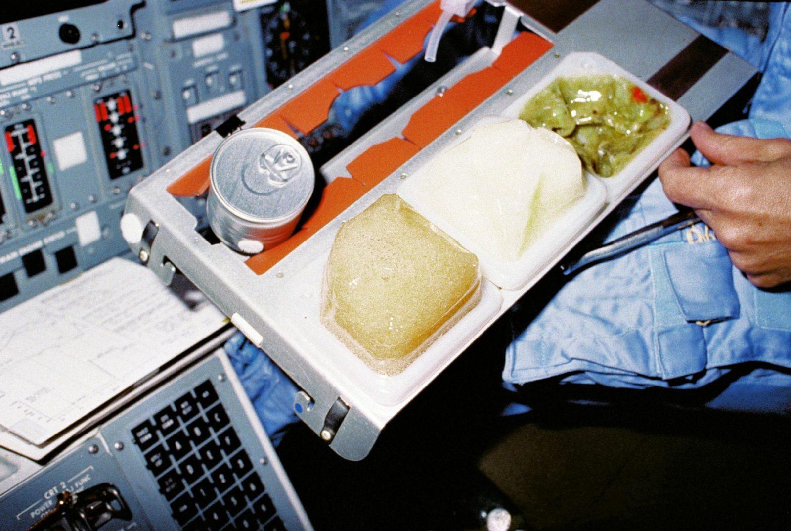 еда космонавтов фото в хорошем качестве гостиную