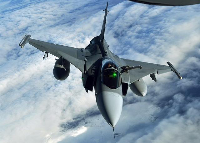 Армения обсуждает покупку шведских истребителей