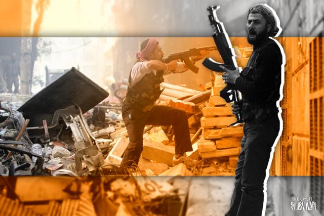 Радикальные боевики взяли город в сирийской провинции Алеппо