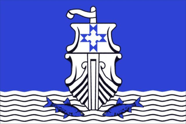 Флаг Усть-Лужского сельского поселения