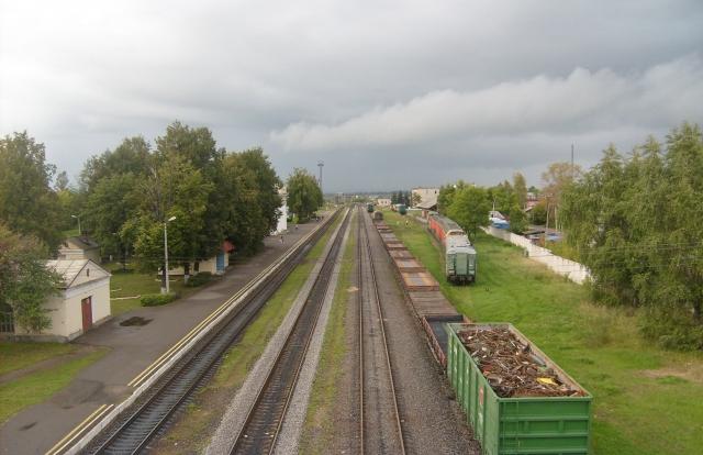 Октябрьская железная дорога