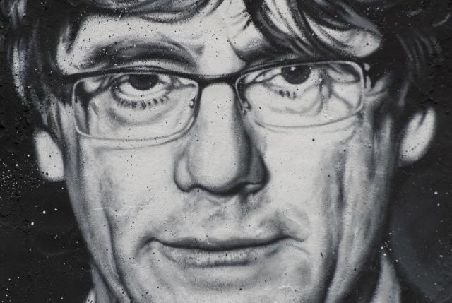 Портрет Карлеса Пучдемона