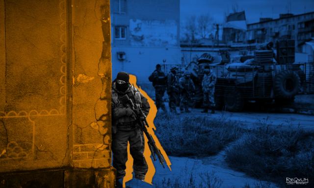 МИД РФ: Запад должен оказать давление на Киев для отвода ВСУ из ЛНР