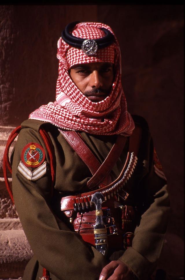 Иорданский военный