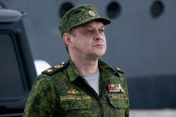 Русский военнослужащий