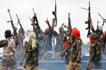 Нигерийские террористы