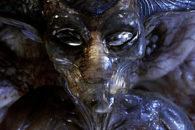 Злой инопланетянин