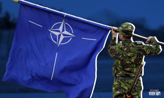 НАТО-Азов: новое сидение? новое поражение? новое старое расширение России?