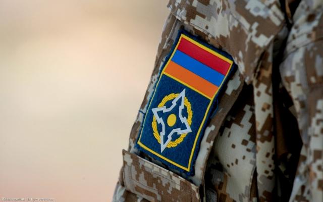Хачатуров освобожден от должности генерального секретаря ОДКБ