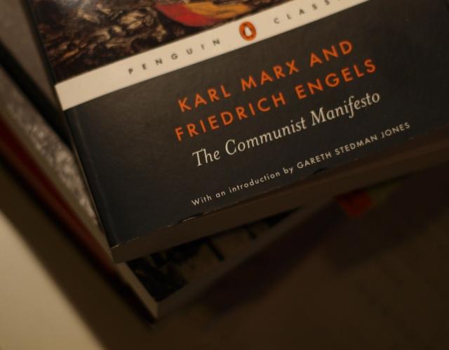 «Манифест коммунистической партии» Карла Маркса и Фридриха Энгельса. Современное издание