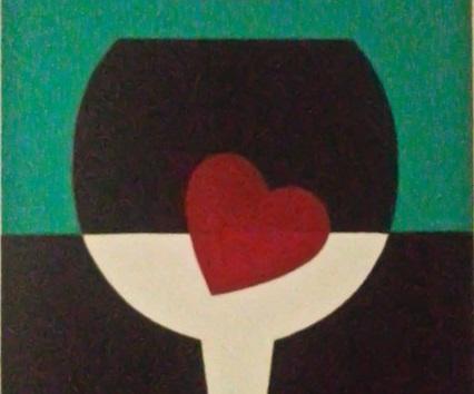 Алкоголь — яд! Фрагмент советского плаката