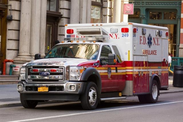 Два человека погибли в США при обрушении здания