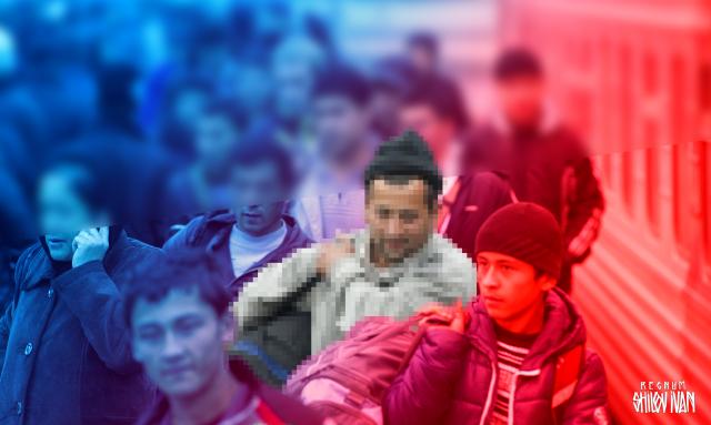 К прорыву в Евросоюз готовятся 20 тыс. беженцев, вооруженных ножами