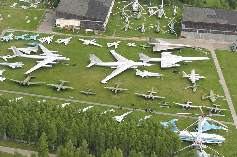 Центральный музей ВВС. Монино