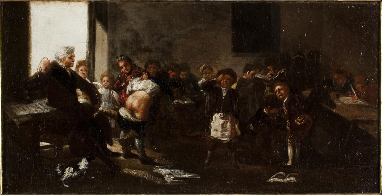 Франсиско Гойя. Учение через кровь. 1780–1785