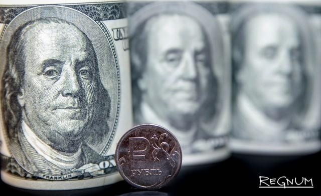 Рубль в большей степени слабеет под влиянием внешних факторов