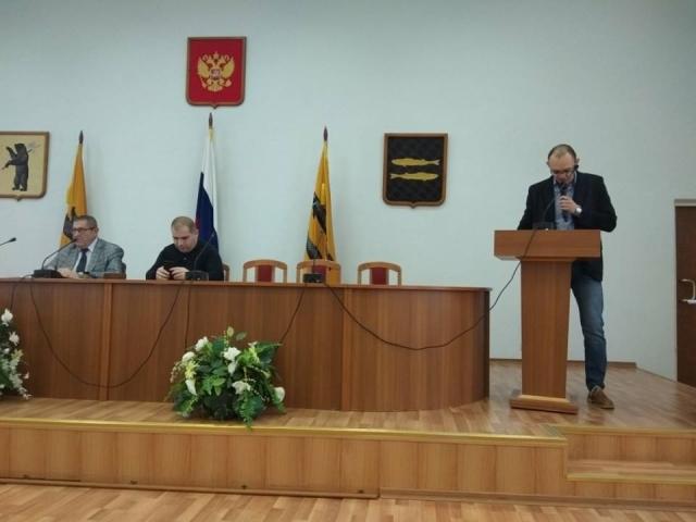 В Переславле Ярославской области жители против новой схемы теплоснабжения