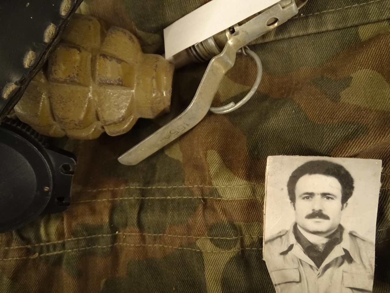 Музей погибших воинов в Степанакерте. Нагорный Карабах