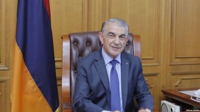 Спикер парламента Армении не примет участия во внеочередных  выборах