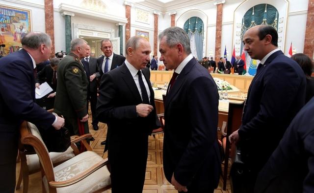 Путин 8 ноября примет участие в саммите ОДКБ в Казахстане
