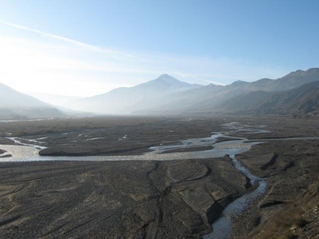 Долина реки Самур