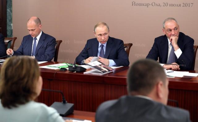 На заседании Совета по межнациональным отношениям