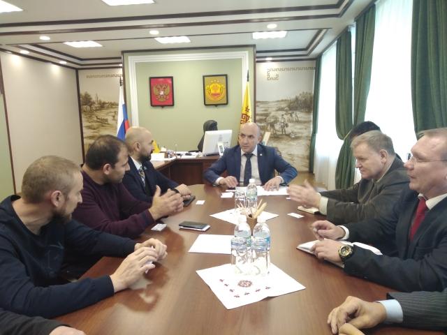 Турецкий инвестор предложил Чувашии сельхозпроект