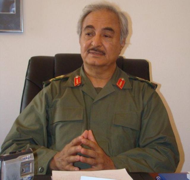 Шойгу обсудил с главой генштаба Ливии борьбу с терроризмом
