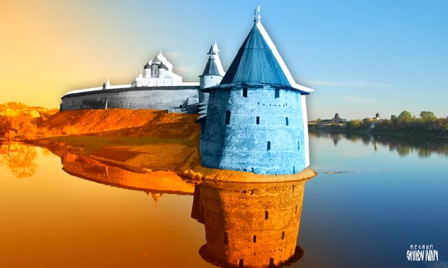 К Ганзе-2019 приведут в порядок только аварийные участки Псковской крепости